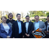 Phil Ling with Nick Clegg GE 2015