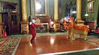 Imperial College Lion Dance at NLC 2017