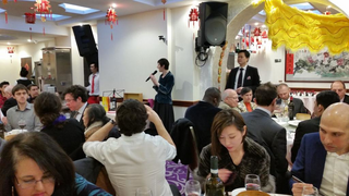 Caroline Pidgeon at CNY dinner Feb 2016