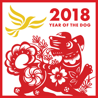 Year of Dog with Libby