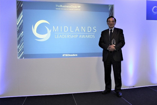 Dr Yeow Poon West Midlands Awards 2018