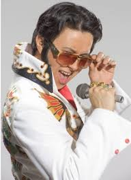 Chinese Elvis aka Paul Hyu