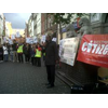 David Lammy MP at Chinatown protests
