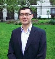 Philip Ling, Parliamentary Candidate for Bromsgrove and Membership Secretary of the Chinese Liberal Democrats