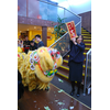 CNYDinner Lion dance