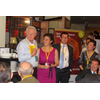 Paddy Ashdown at 6th b'day dinner with Sarah Yong and Philip Ling