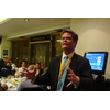 Stephen Lloyd MP at Chinese Libdem dinner 2012