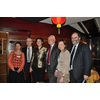 Dinner for Sarah Yong 19 March 2014 with Connie Alexander, Paddy Ashdown, David Heath, Dick Newby