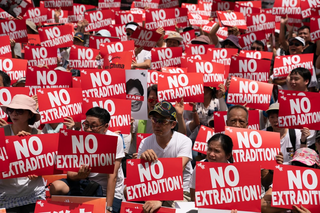 Hongkong protest 2019 (Anthony Kwan/Getty Images)