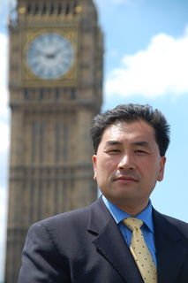 Dr George Lee PPC Westminster North